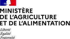 Logo Ministère de l'Agriculture et de l'Alimentation