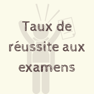 image illustration taux de reussite