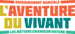 Logo L'Aventure du Vivant