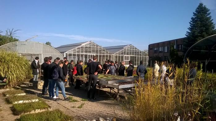 Horticulture apprenants formation adultes